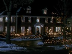 McCallister's family house