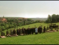 Funeral of Armande