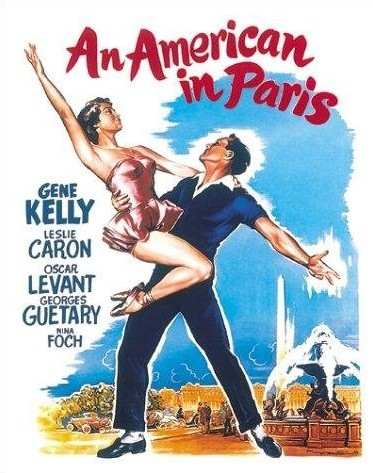 George Gershwin - An American in Paris sheet music