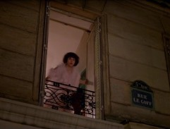 Josyane at the window