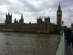 The trip to London