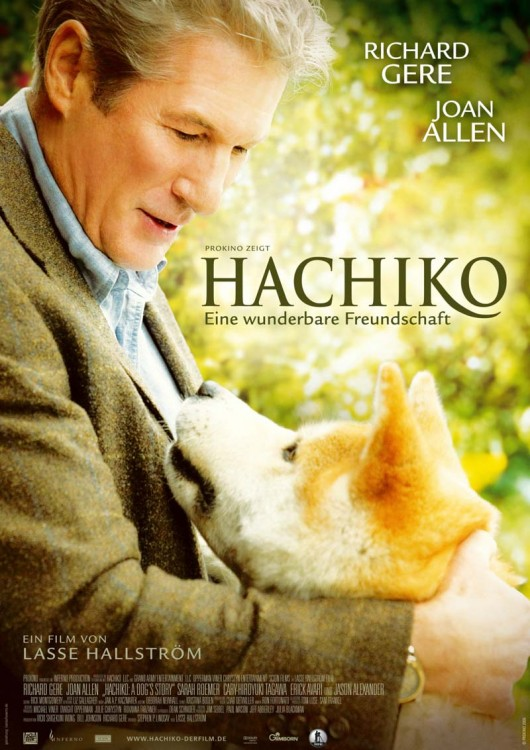 Hachi A Dog S Tale In Hindi