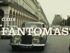 Fantomas is heading to jewlery