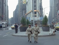 The Troops in New York