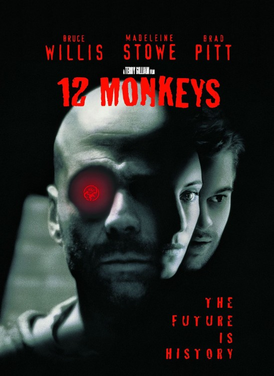 Filming Locations of Twelve Monkeys   MovieLoci.com Brad Pitt