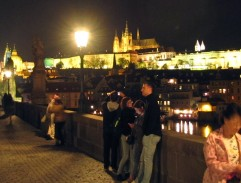 On Charles Bridge