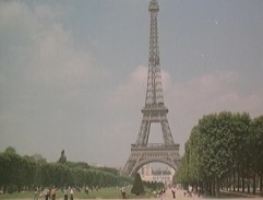First view of Paris