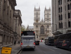 To the Westminister Abbey