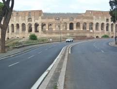 Near the Colosseum